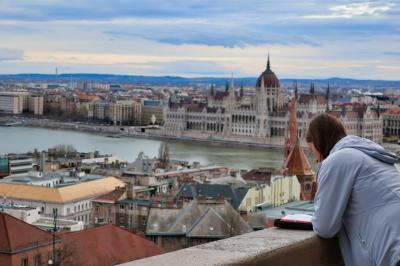 【2020海外】2泊4日でトルコ&ハンガリー #05 ~ブダペスト散策 午前の部 ブダ地区~