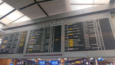 シンガポール(シンガポール)3泊4日[4]…シンガポールから日本へNH844・NH313搭乗