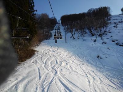 神立スノーリゾート、滑走可能2020