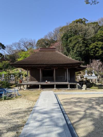 愛知県最古の木造建築 国宝 金蓮寺弥陀堂