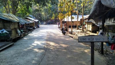 チェンマイに戻って「首長族の村」とチェンダーオ洞窟へ行く~ミャンマー二十七泊の前にちょっこしタイ北部へ~