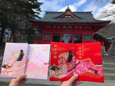 '20 群馬御朱印さんぽ1 赤城山に鎮座する赤城神社