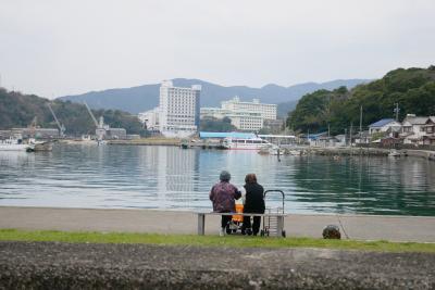 三重県松坂から鳥羽へ、志摩諸島普段着の島・坂手島行こう