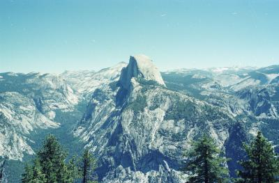 Yosemite National Park, CA, 1979.