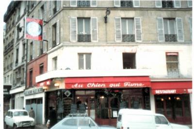 1980年 ロンドン、ついでに香港 3/3: パリの写真が見つかった!!
