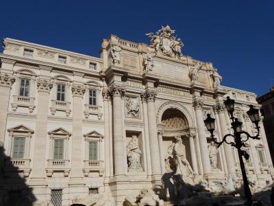元旦のローマ街歩き(1)~イタリアで年越し⑯