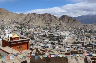 2019-06 インドの中のチベット レー・ラダック 9日間 ①
