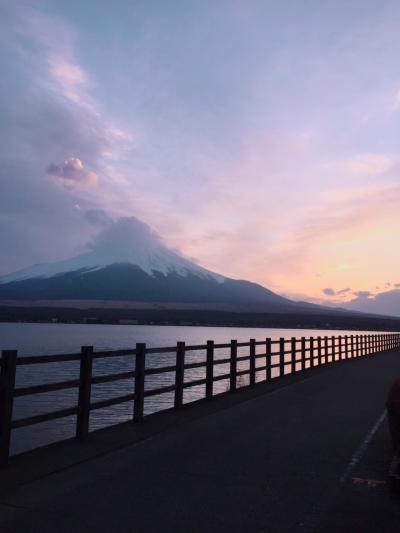 富士五湖周辺食べ歩き~1日目~