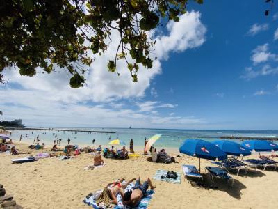 まったりハワイ旅行~後半~オワフ島
