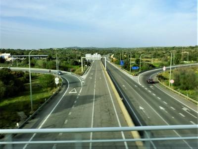 リスボンから長距離バスでセビリアへ < 新型コロナ禍直前のイベリア半島旅 >