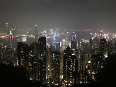 4歳、2歳の子連れ香港旅行2019/1/27編 後半