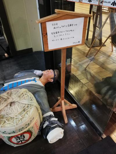軽鉄旅。'20春18きっぷ二泊三日(2)越後湯沢と小出で呑む