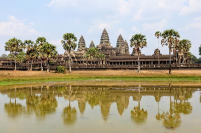 ☆はじめてのカンボジアひとり旅 ☆アンコールワット観光編 ②