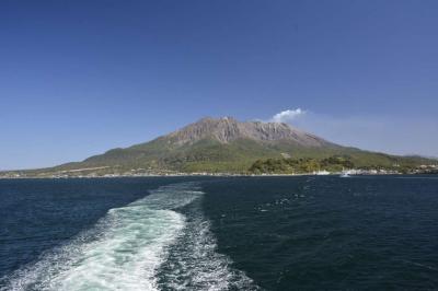 念願の十島フェリーに乗って奄美へ(第2日目)