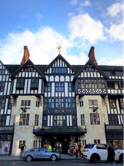 9泊11日 イギリス・ドイツ旅行 ② ロンドン 2日目 =JWマリオット・グロブナーハウス ロンドン & 2日目 街歩き=