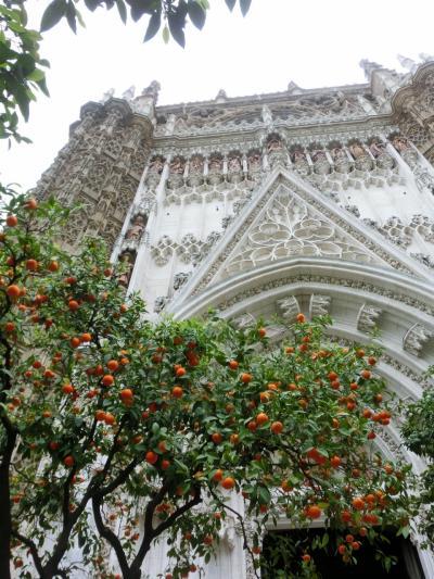 セビリア観光 大聖堂とスペイン広場とフラメンコショー < 新型コロナ禍直前のイベリア半島旅 >