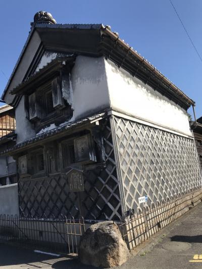 岡田の古い町並みと知多四国八十八のお寺をぶらり散歩