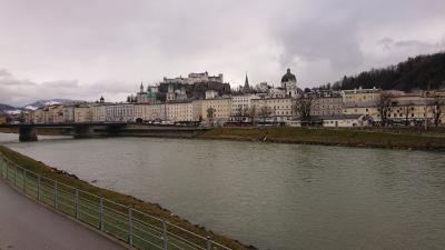 オーストリア・ザルツブルク~モーツァルトの生まれた町~「ミラベル宮殿・ホーエンザルツブルク城」