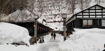 3度目の乳頭温泉郷 鶴の湯温泉 満喫の旅