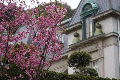 20200326-3 松山 愛松亭跡の漱石珈琲店、と、萬翠荘再訪