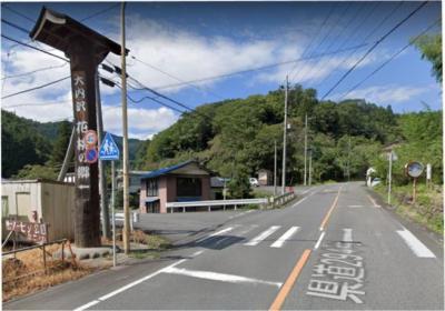 東秩父村花桃の郷へのドライブ