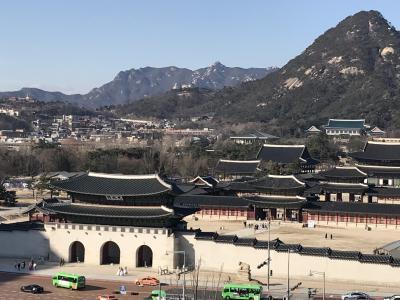 ソウル ドキドキ旅  1