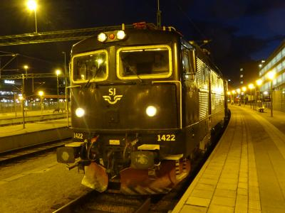 ヒュッゲの国デンマーク&フィーカの国スウェーデン9日間⑦ボーンホルム島からマルメ、怯えながら少し観光~寝台列車でストックホルムへ。