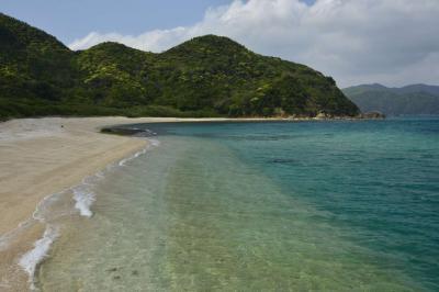 念願の十島フェリーに乗って奄美へ(第5日目)
