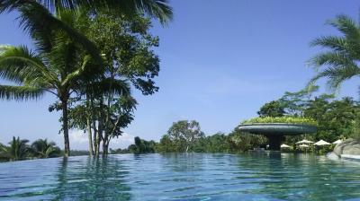 まぼろしバケーション、息子と2人のバリ島旅行:追記あり