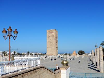 baba友と巡るモロッコ周遊2400㎞の旅【1】2日目(ラバト1)