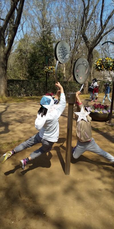 春の一日、コロナと桜と子供たち、旅行に行けない私たち(2020年3月26日木曜日)