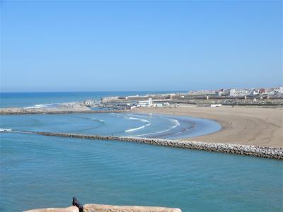 baba友と巡るモロッコ周遊2400㎞の旅【2】2日目(ラバト2)