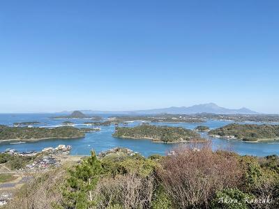 天草諸島の隠れ家的展望スポット