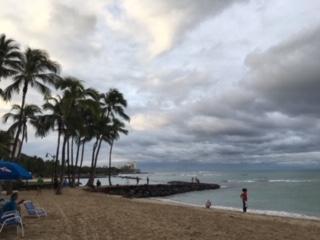 6回目のハワイ 帰国日
