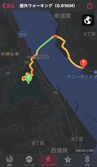 東西叶神社詣り(浦賀の渡しと愛宕山公園付き)