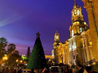 ◆ペルー 女ひとり旅◆⑧プーノ→アレキパ街歩き