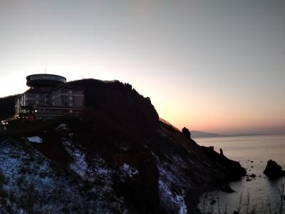 積丹半島の絶景ホテルでランチ付き一泊旅行 旧青山別邸 小樽ステンドグラス美術館