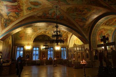あぁ・・・予定外のモスクワ観光は教会をぼっち巡り!