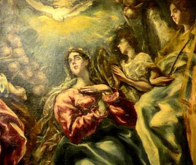 2019.12今年の年越しもスペインアンダルシア旅行26-サンタ・クルス美術館 エルグレコなどの絵画