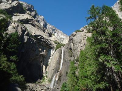カリフォルニア州 ヨセミテ国立公園 - ヨセミテ滝