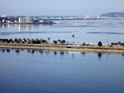 コロナでコロコロ。ヤケクソで、ウロウロ。  3. 浜名湖、浜松