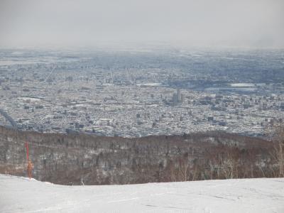 2019シーズン札幌スノボー遠征 第4弾 雪まつり遠征 ④ テイネ スノボー&夜の雪まつり編
