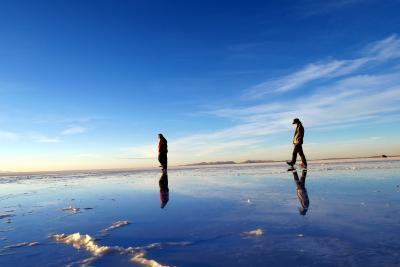 初めまして南米2019 ~ ボリビア/乾季のウユニ塩湖をガイドにおまかせで観光したら