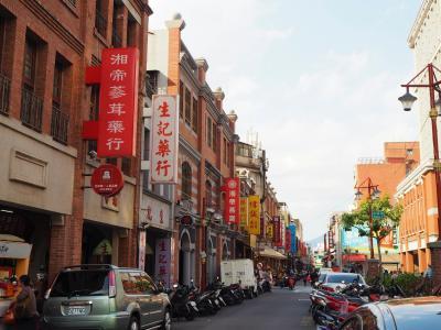 3泊5日台湾一人旅(2)台湾1日目は街歩き、迪化街などでショッピングも楽しみました
