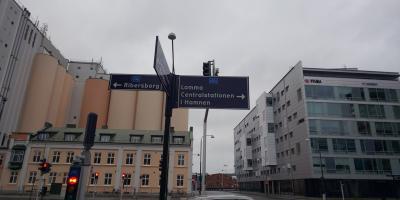 留学2週間目でのプチ旅行part2 スウェーデンへ!!