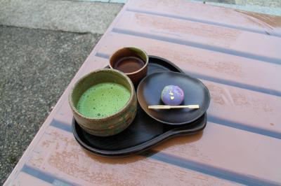 J23. 金沢2 庭とお茶を楽しむ