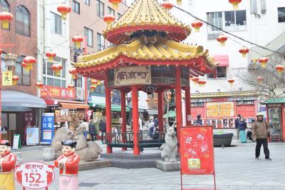 コップとカーの『ちょっとそこまで♪♪』 26 神戸元町・南京町へ♪♪