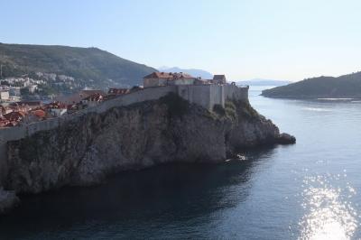 クロアチアの旅1日目(移動)