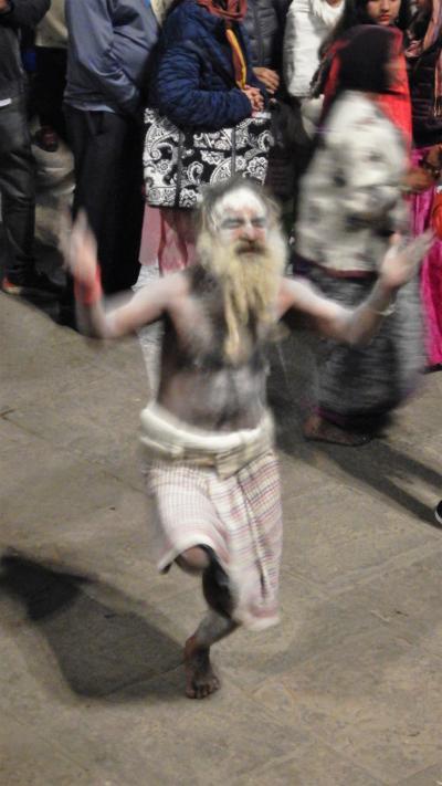 年末年始の初インド一人旅★DAY6【バラナシ】ガンガーの迷宮を彷徨う