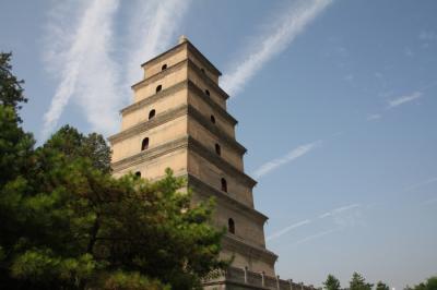 中国「シルクロード 1 - 西安(1)~(3)」